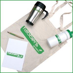 Tabbers Green Employee pack