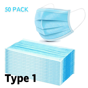 Disposable Type 1 Face Mask